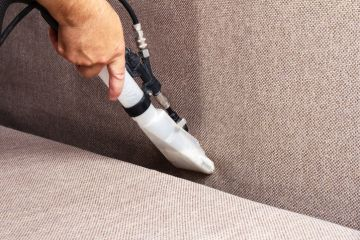 Arlington Heights Sofa Cleaning by Colonial Carpet Cleaning