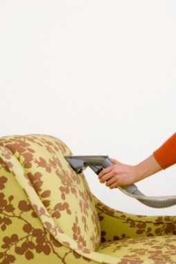 Upholstery cleaning in Burlington MA by Colonial Carpet Cleaning